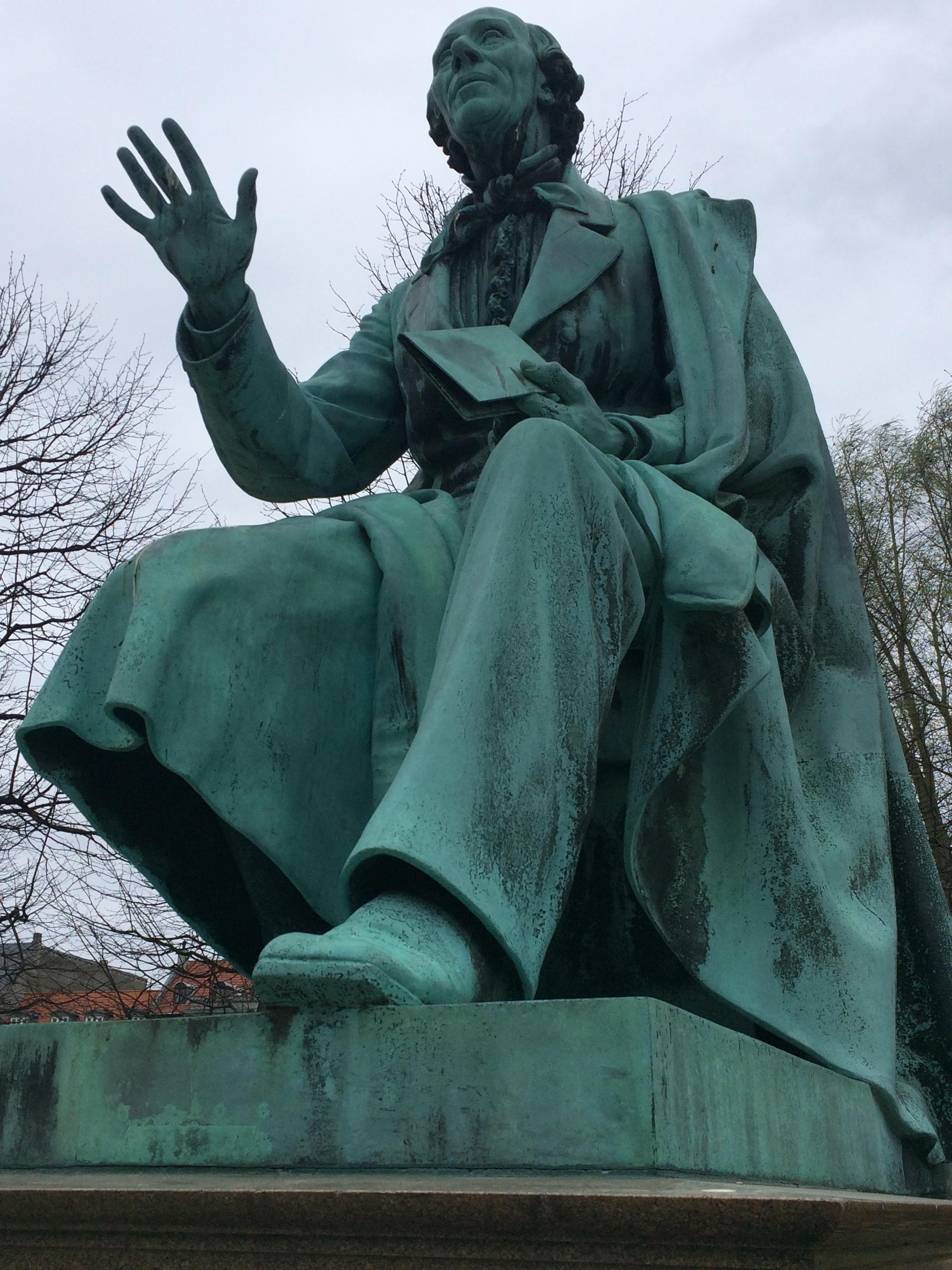 King of Fairy Tales: Hans Christian Andersen