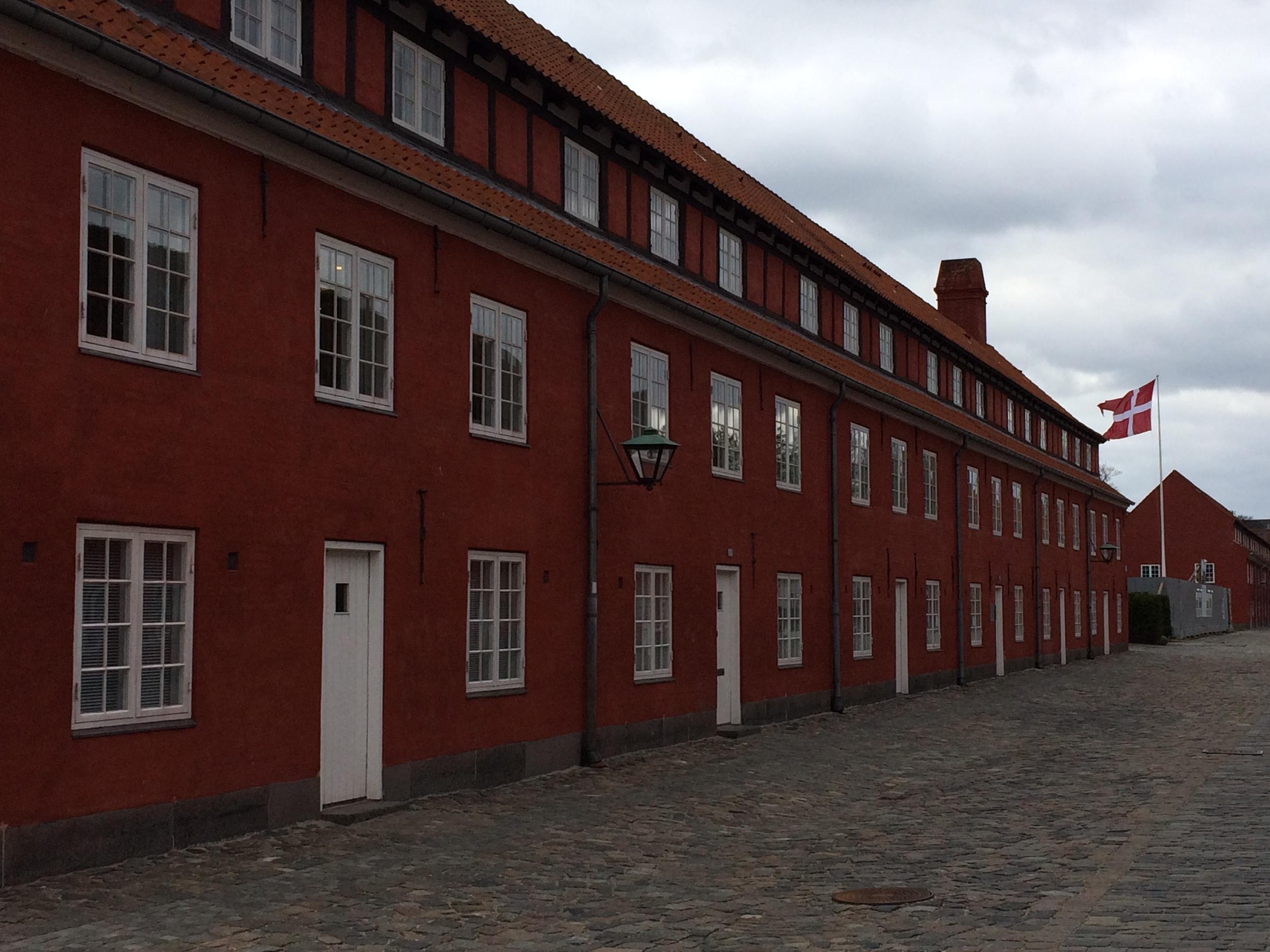Kastellet, 17th century fortress