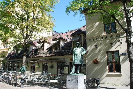 Engebret Cafe, photo credit Trip Advisor