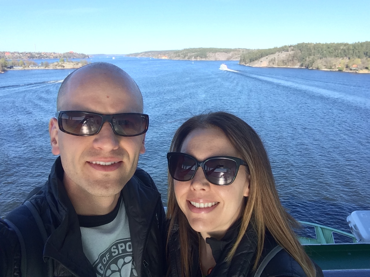 Farewell Stockholm!