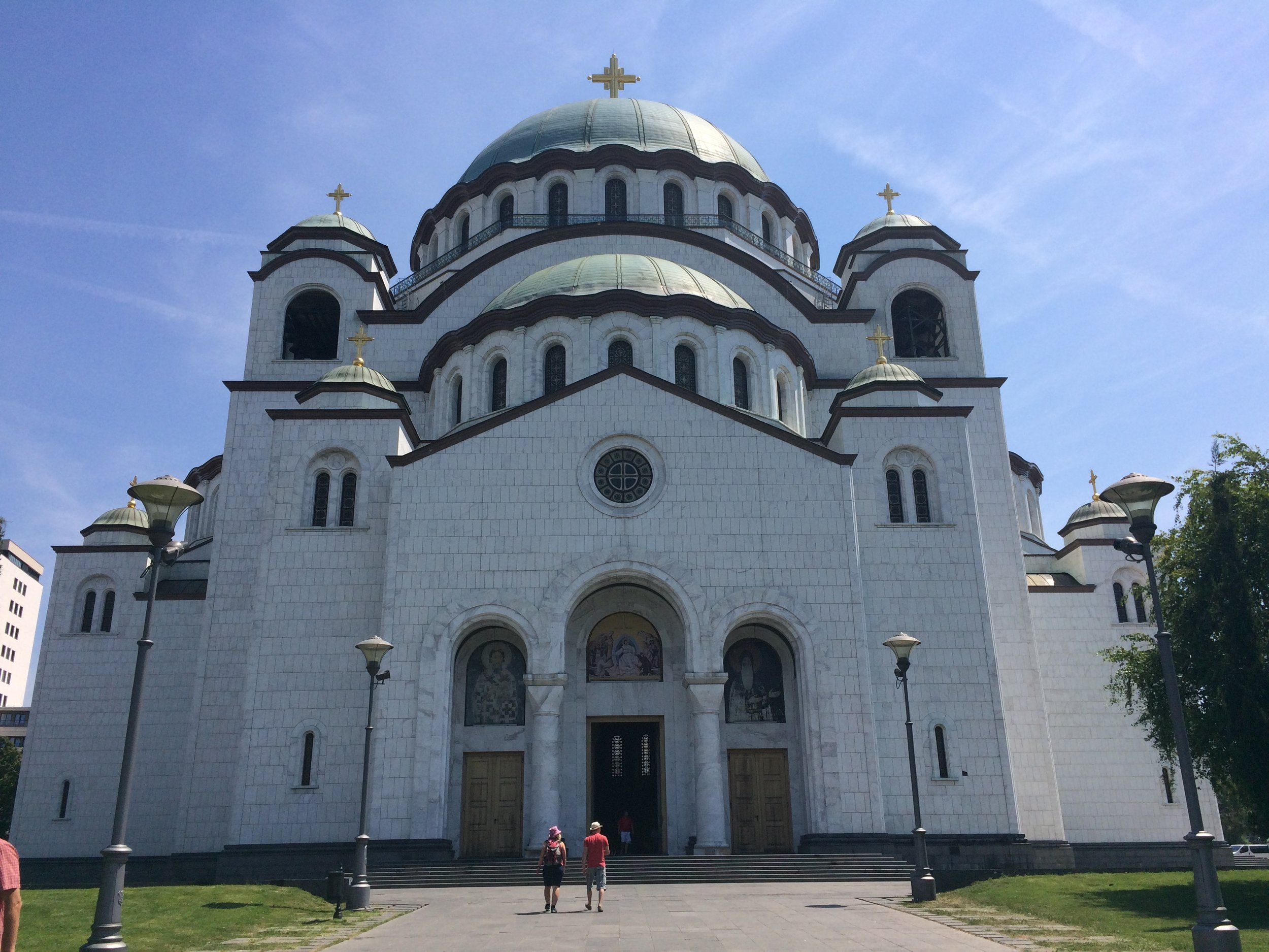 St. Sava Orthodox Cathedral