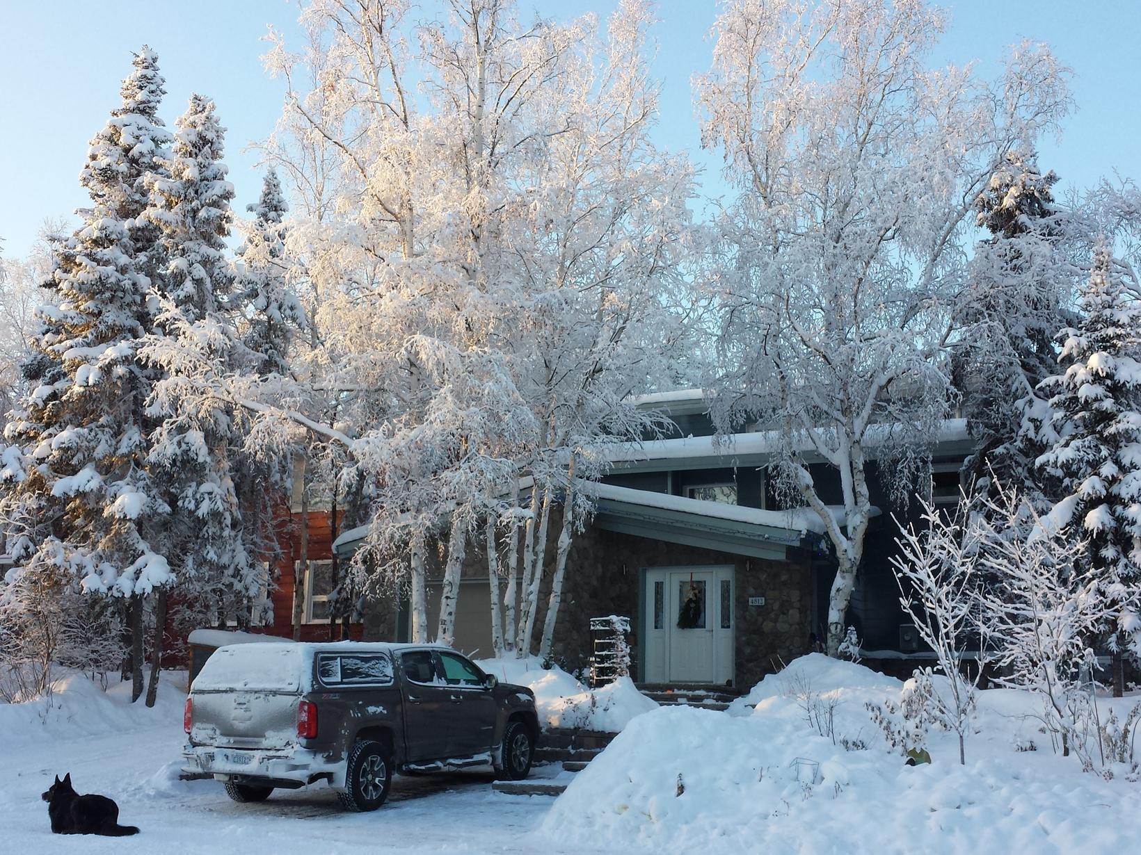 Yellowknife, Northwest Territory, Canada