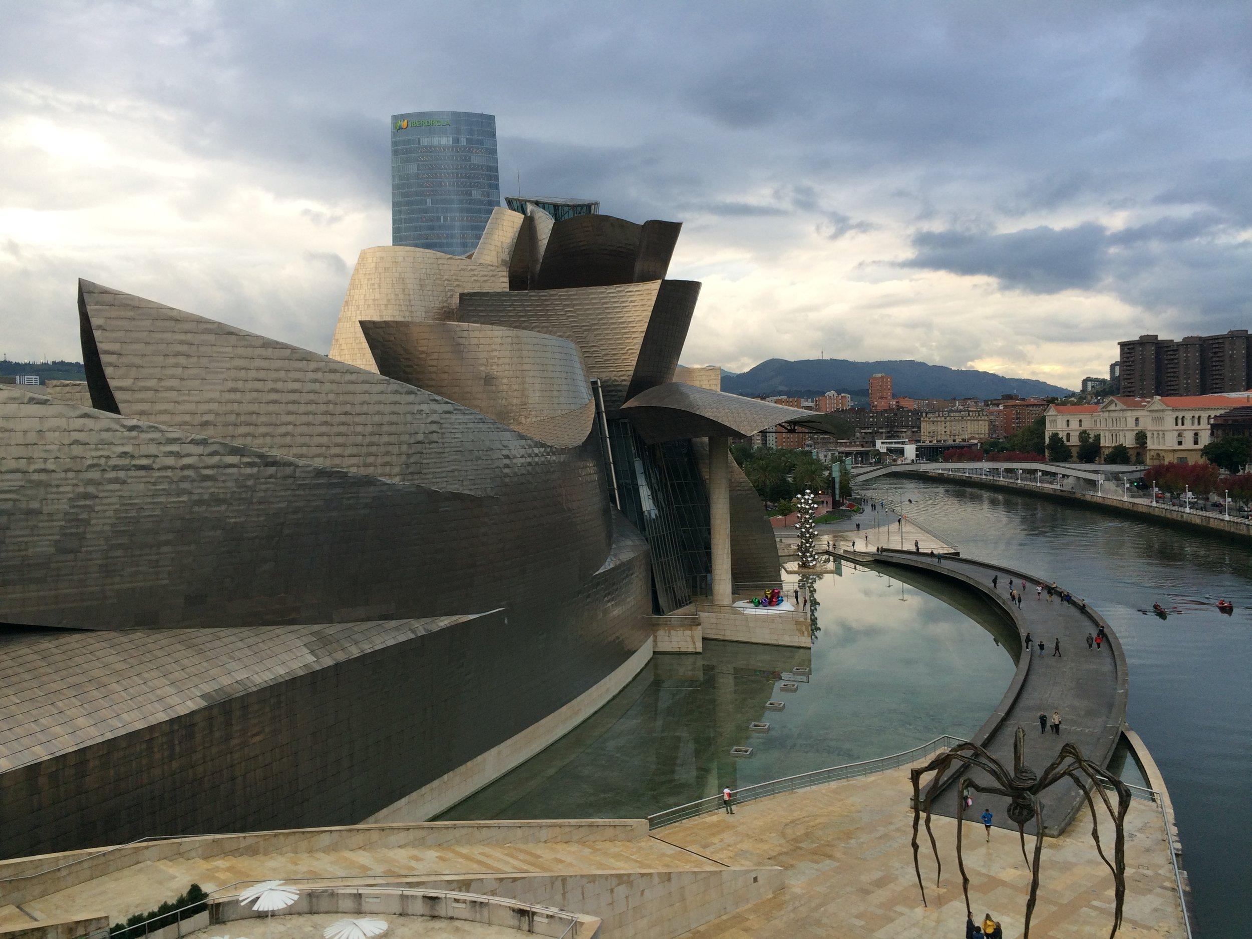 Guggenheim and Arana (spider)