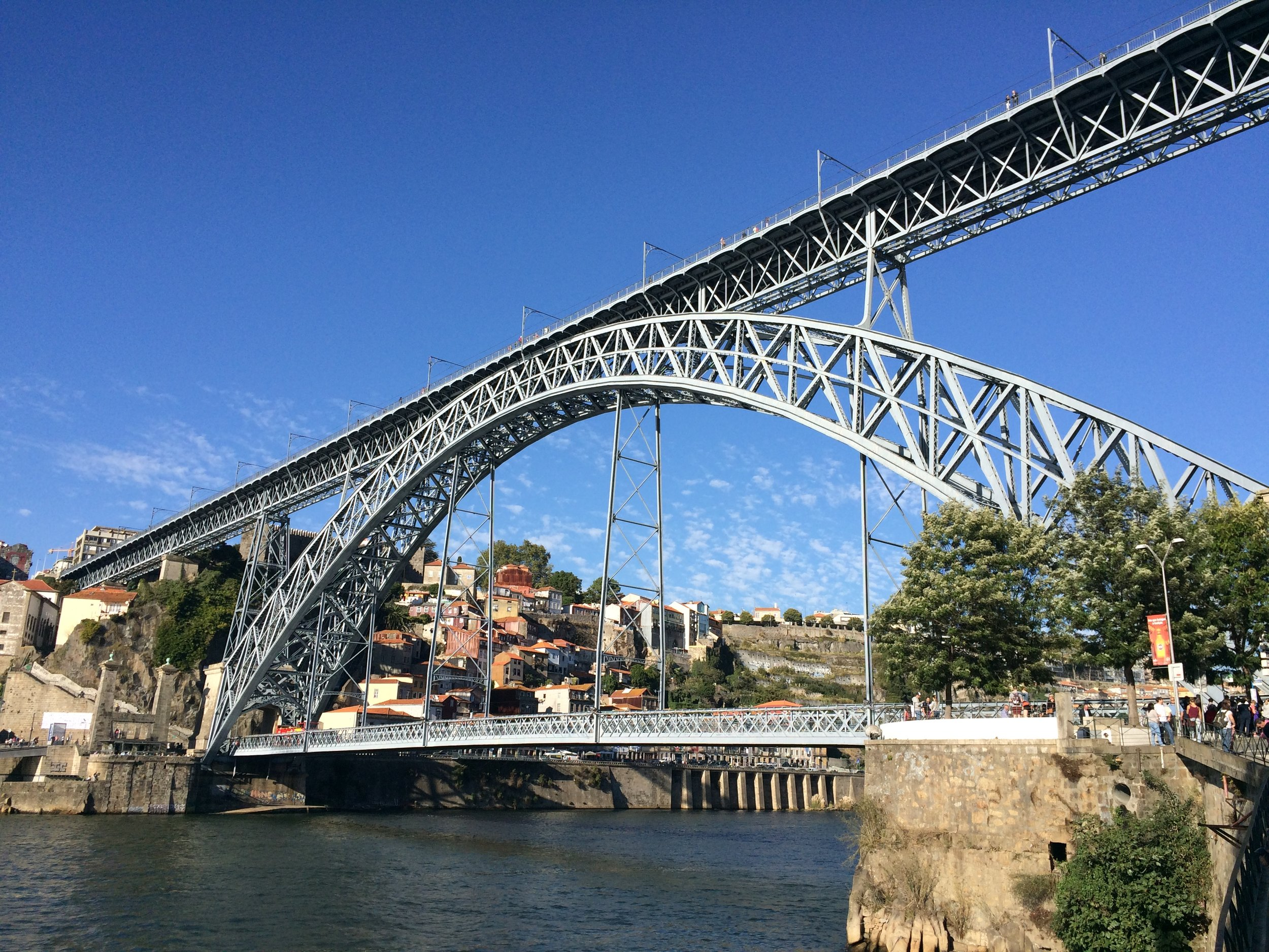 Ponte Luis I bridge