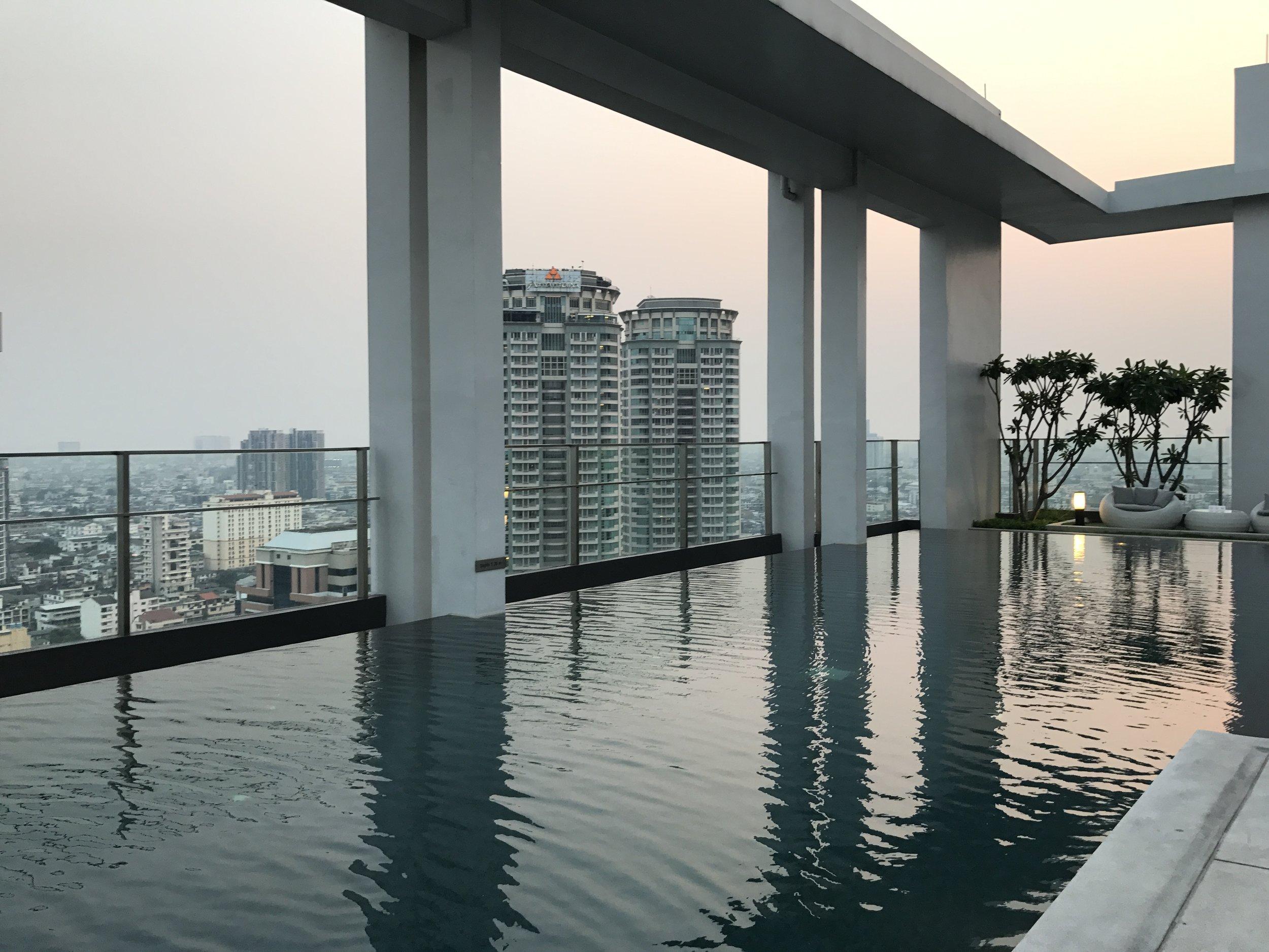 'Budget' living in Bangkok.
