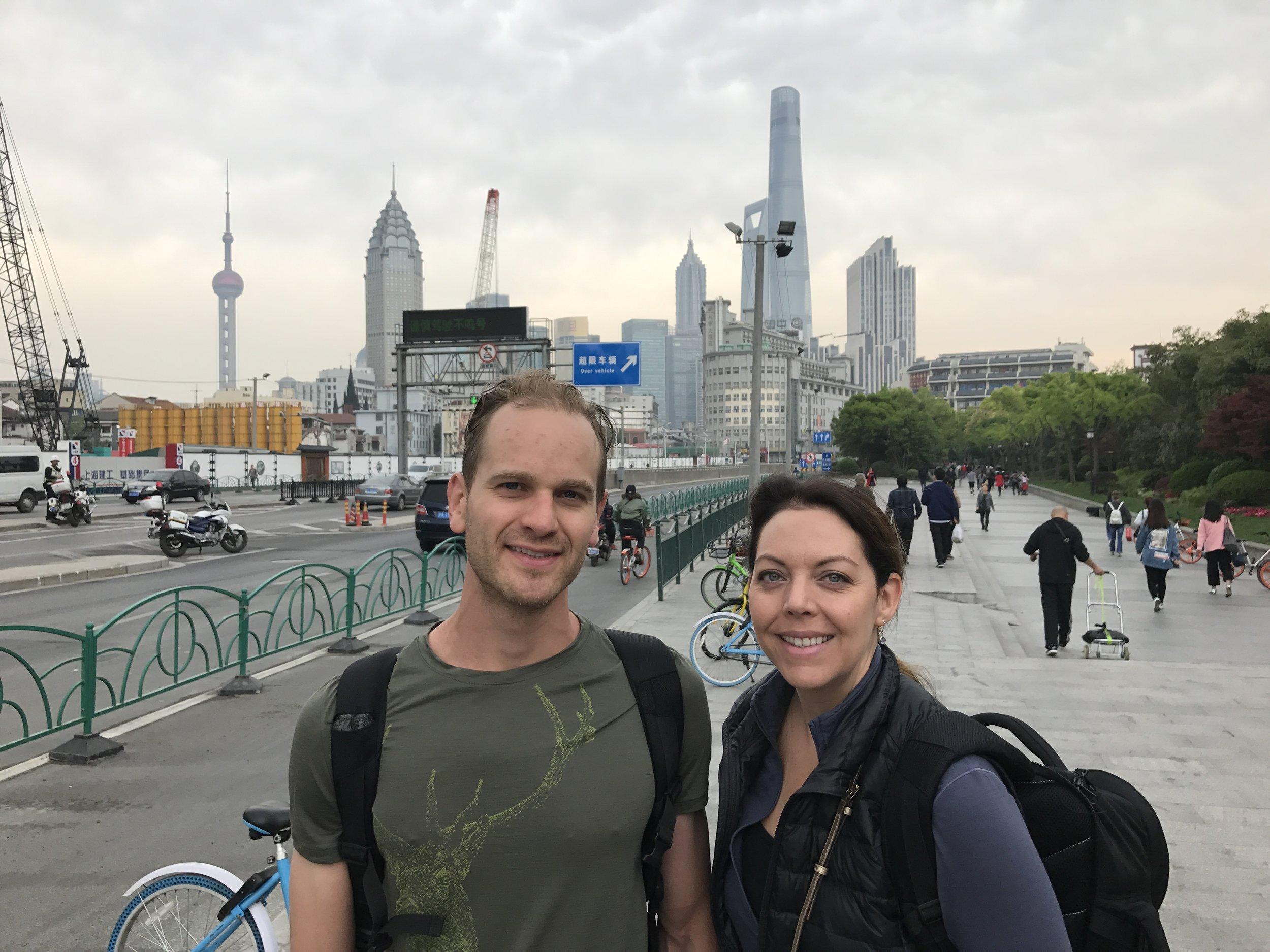Travel Day: Shanghai-Beijing