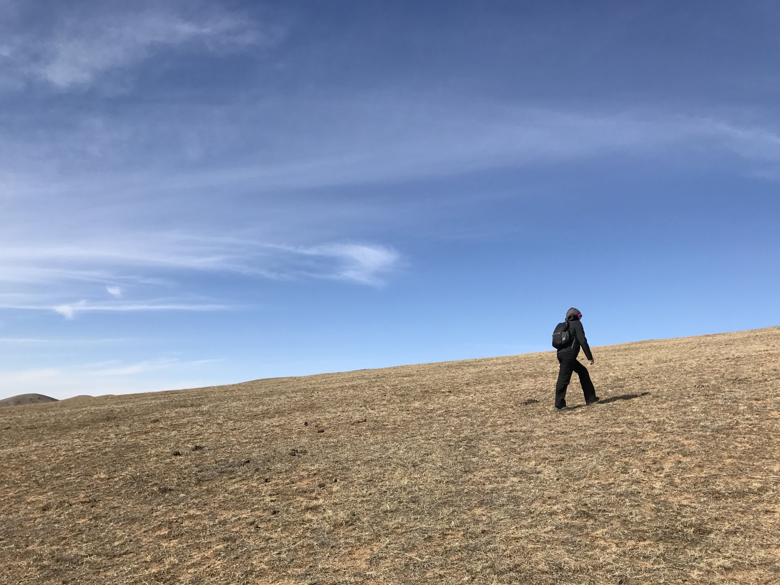 Land of the Eternal Blue Sky