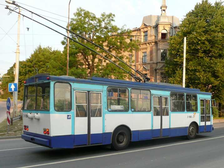 Riga Trolleybus