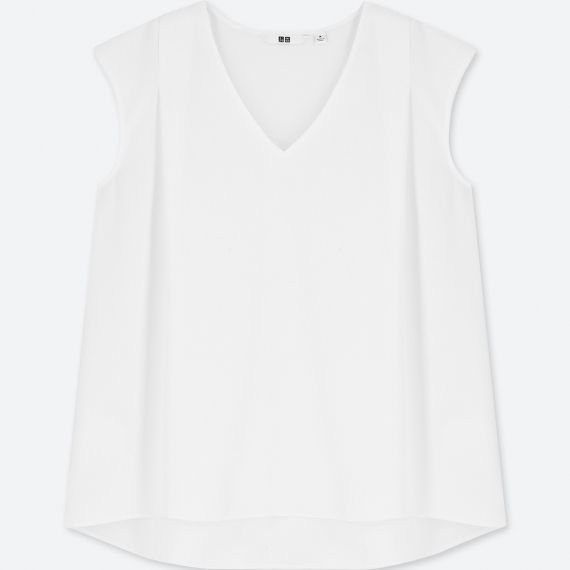 uniglo white sleeveless blouse.jpg