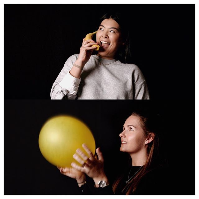 Copper continues to grow! #CopperEmpire  Say hello to our awesome new team members, Joy, our new Talent Manager 🍌 and Taylor, our new Assistant Producer 🎈 We can't wait to have these creative minds behind our upcoming campaigns!