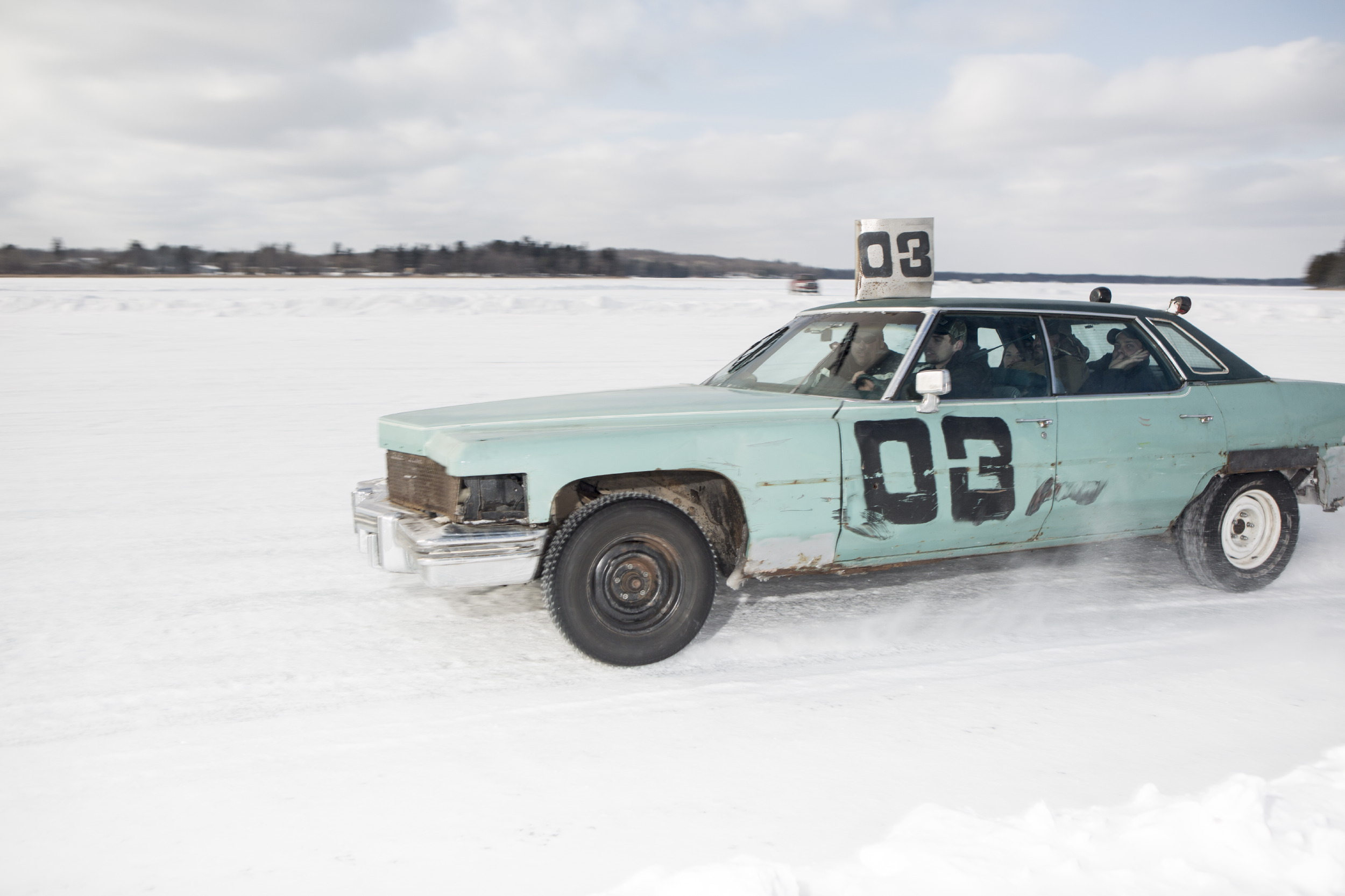 Frozen Speed