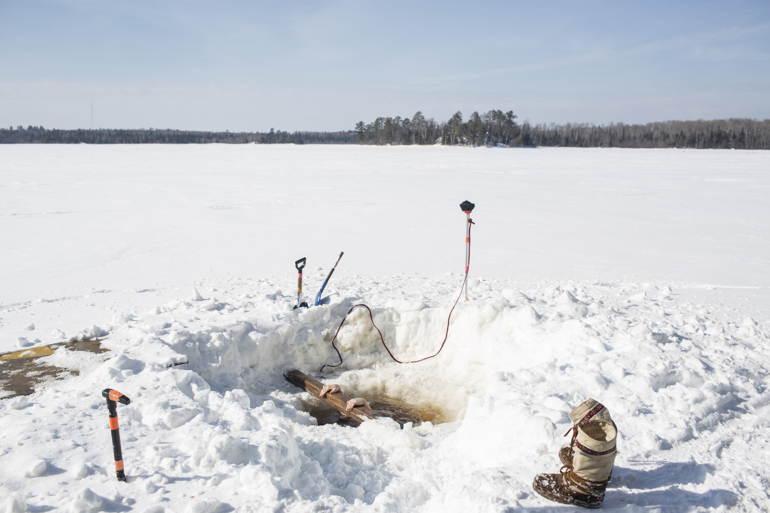 Winter In The Wild for Minnesota Monthly