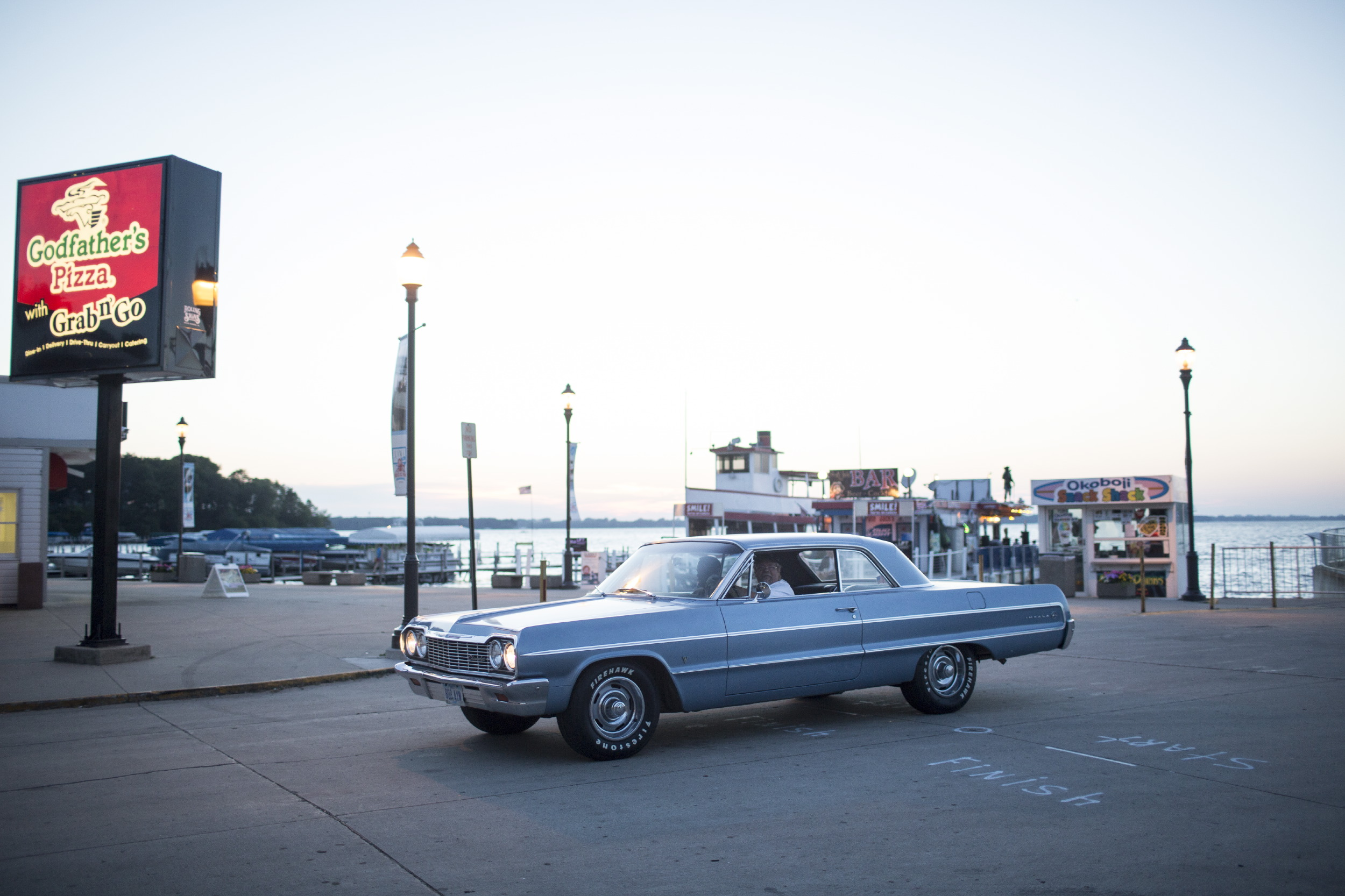 Lake Okojobi for The New York Times Travel