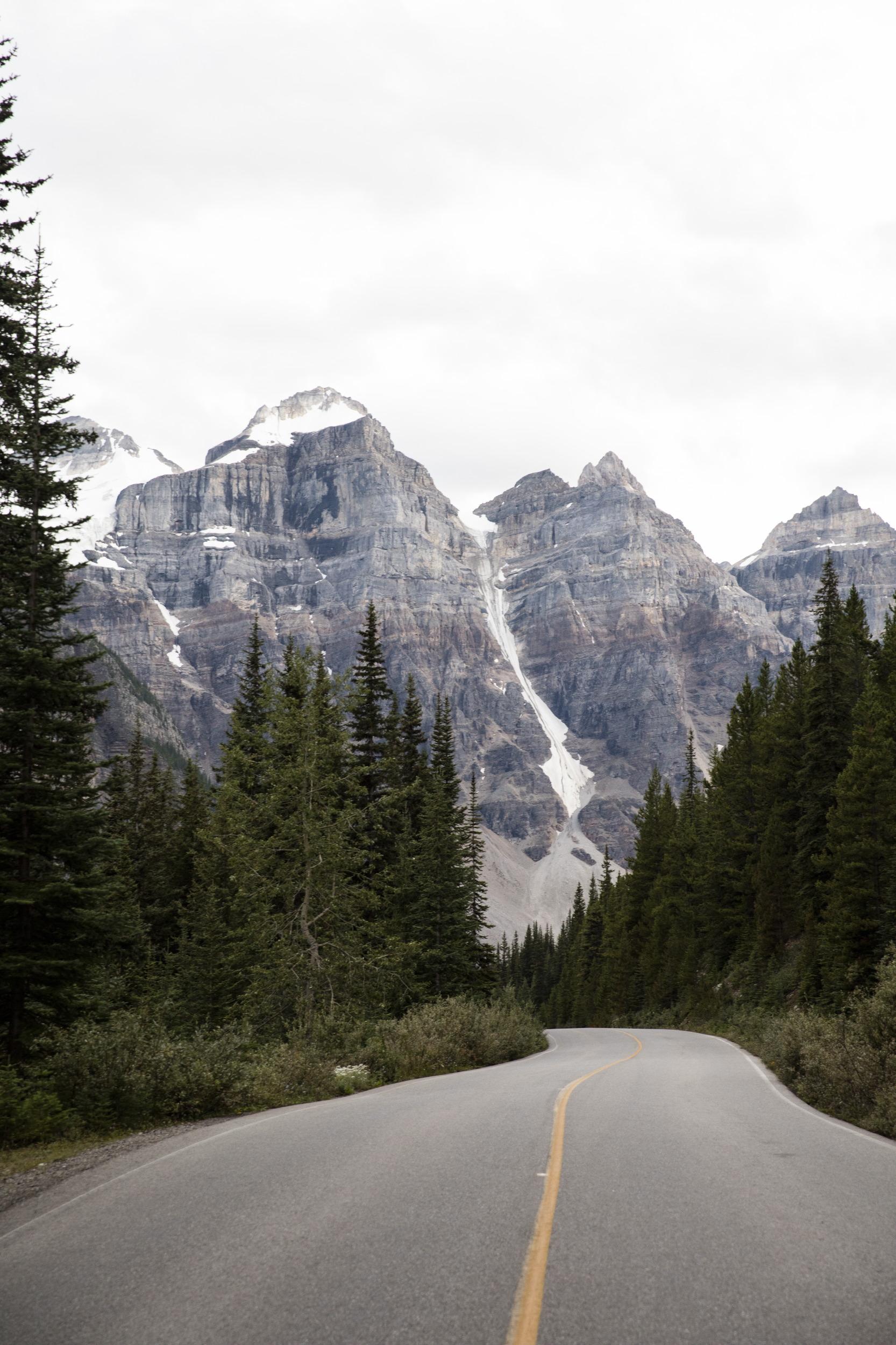 Banff National Park for National Geographic Traveler