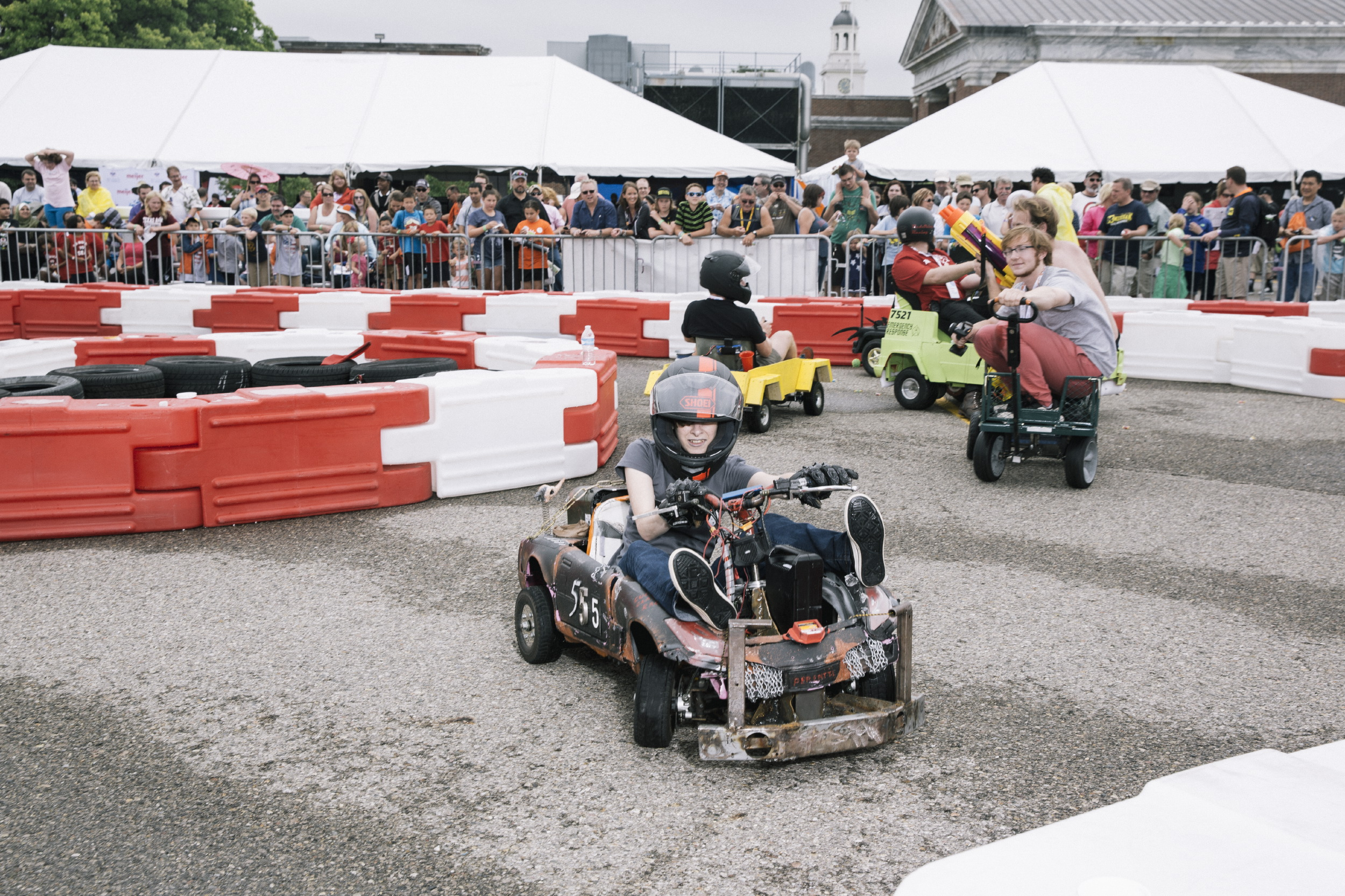 Members Only - Power Wheels Racing