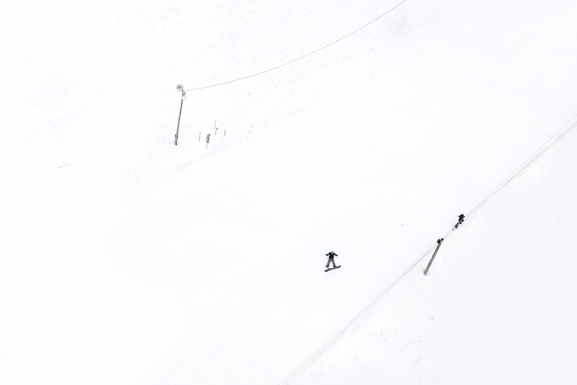 Winter Aerial in , , on Saturday, February 6, 2019. Photo by Jenn Ackerman@ackermangruber