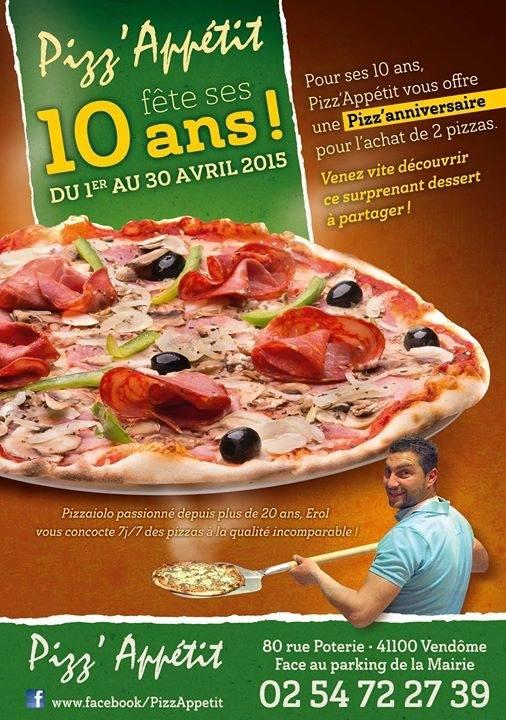 Pizz'Appetit