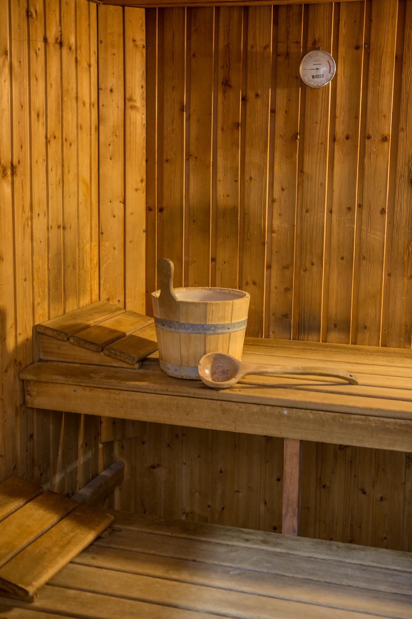 Sauna Espace Forme