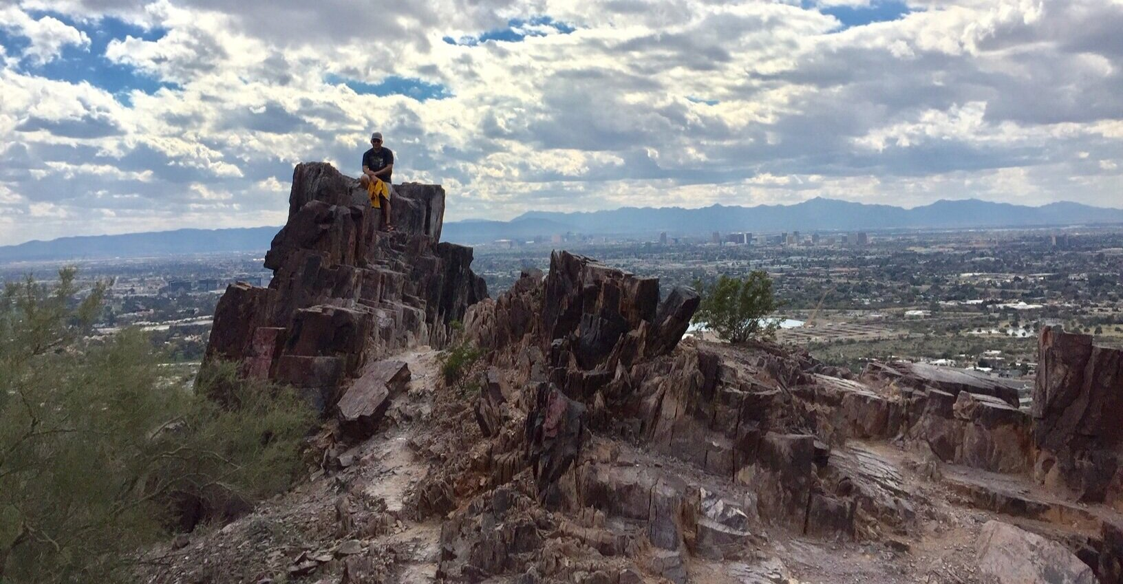 PIESTEWA PEAK  Summit Trail, Phoenix, AZ 85016 8.10 mi / 13.04 km from property