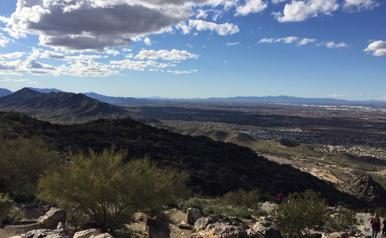 SOUTH MOUNTAIN PARK & PRESERVE  10919 S. Central Ave, Phoenix, AZ 85042 8.8 mi / 14.16 km from property