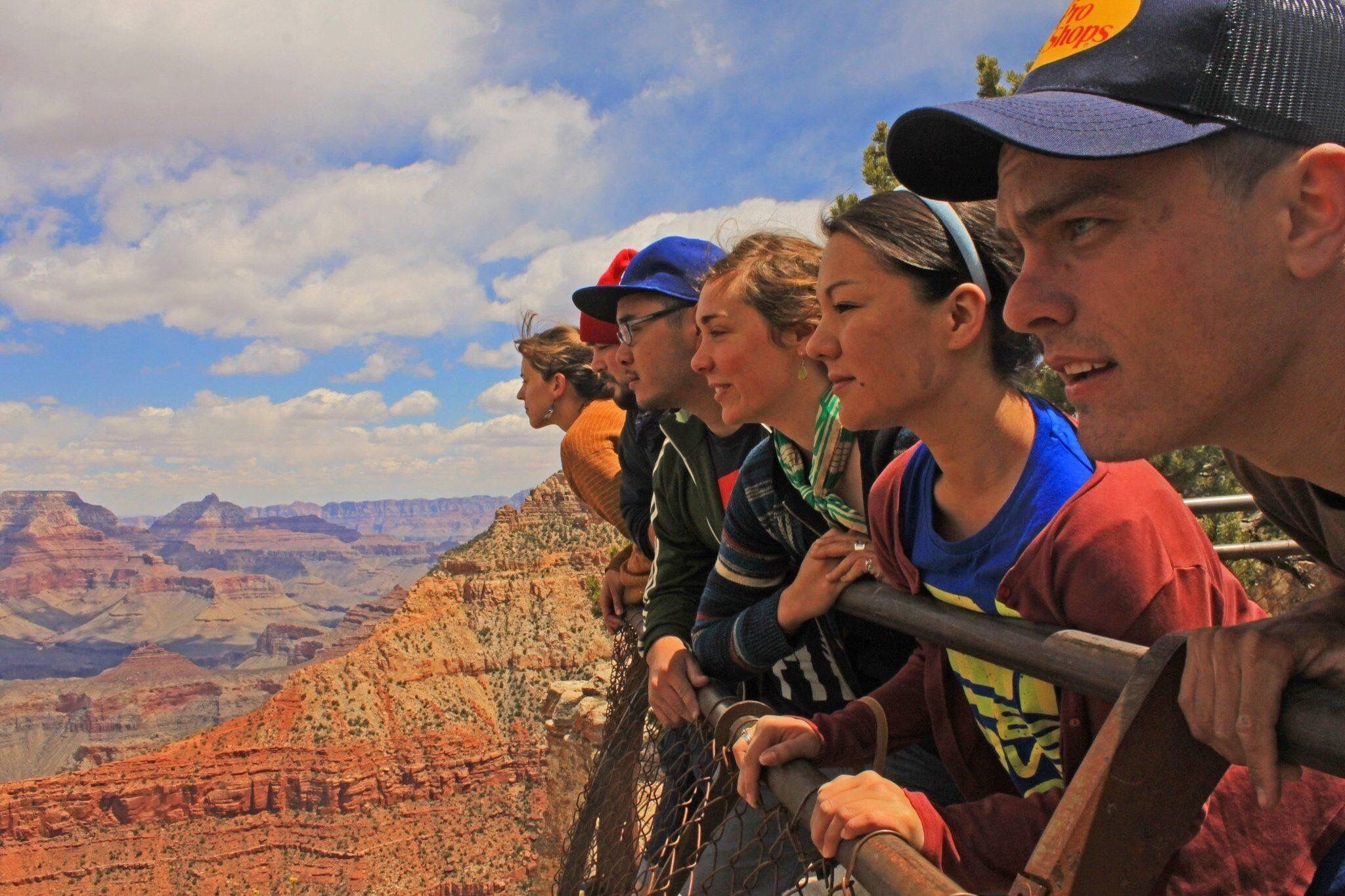 GUIDED GRAND CANYON TOURS