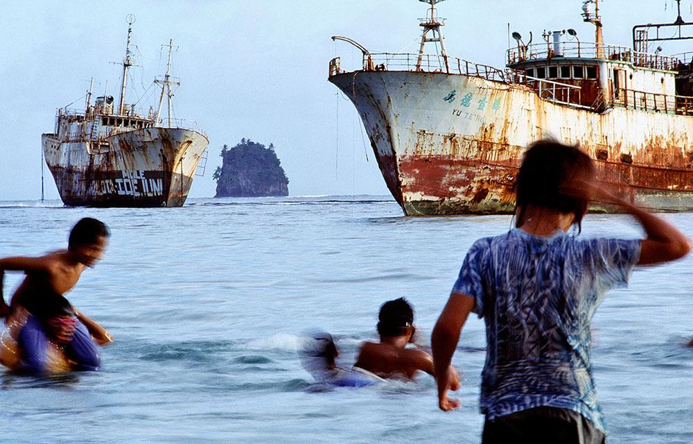 American Samoa/ 1996   © Copyright Arno Gasteiger