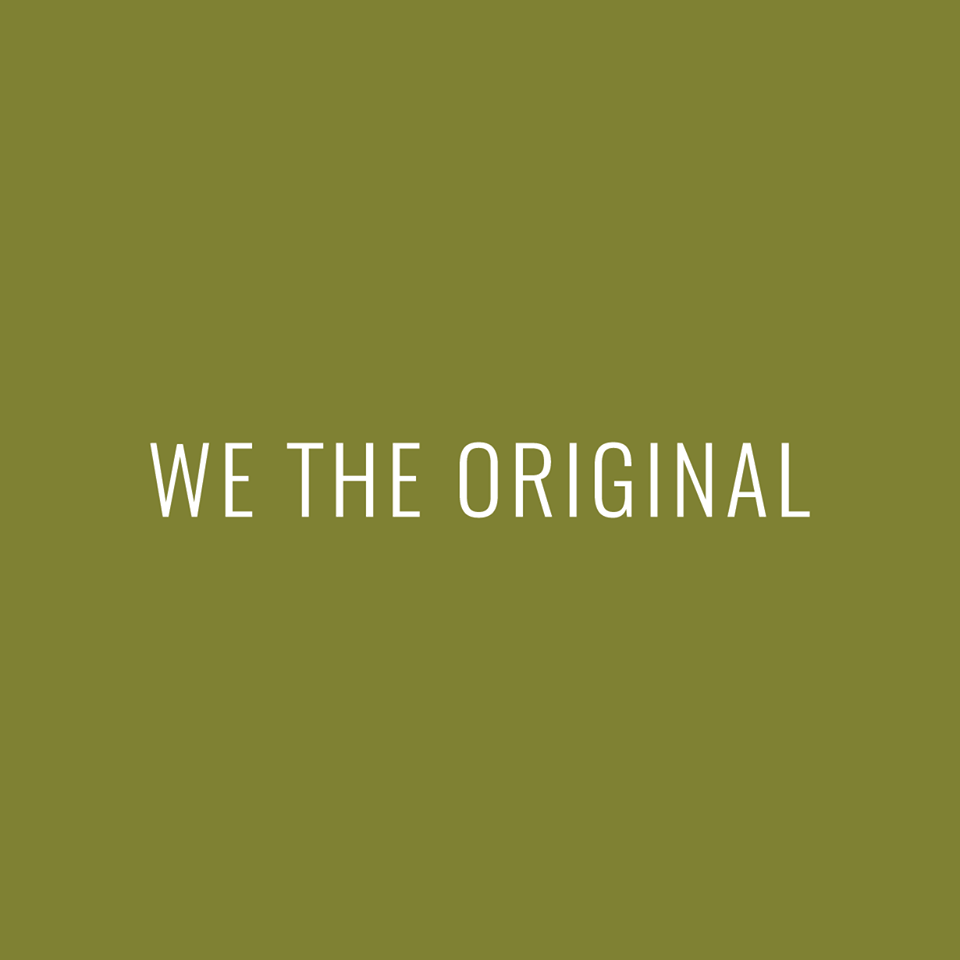 We The Original.