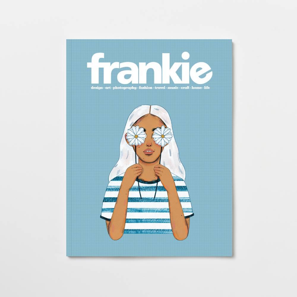 Issue 76 of Frankie Magazine