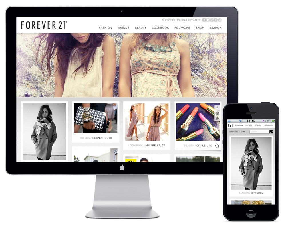 Forever21 Blog