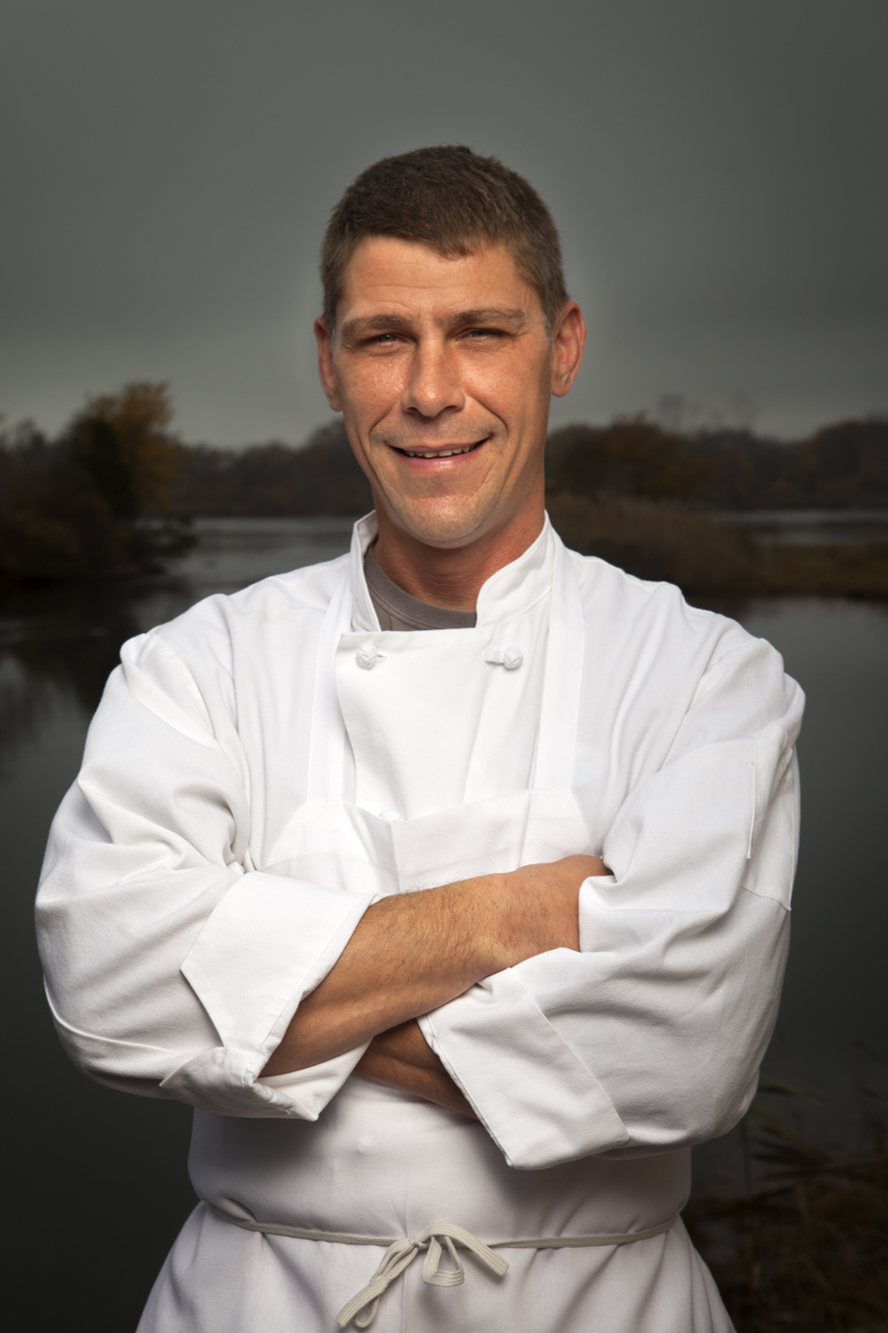 Jeff Curto, Head Chef