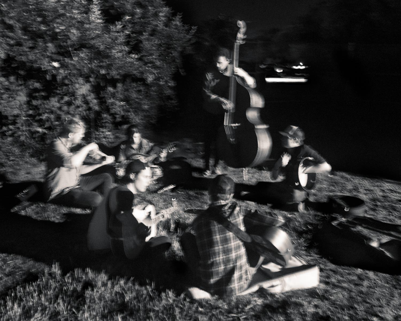 Artist Campground Jam