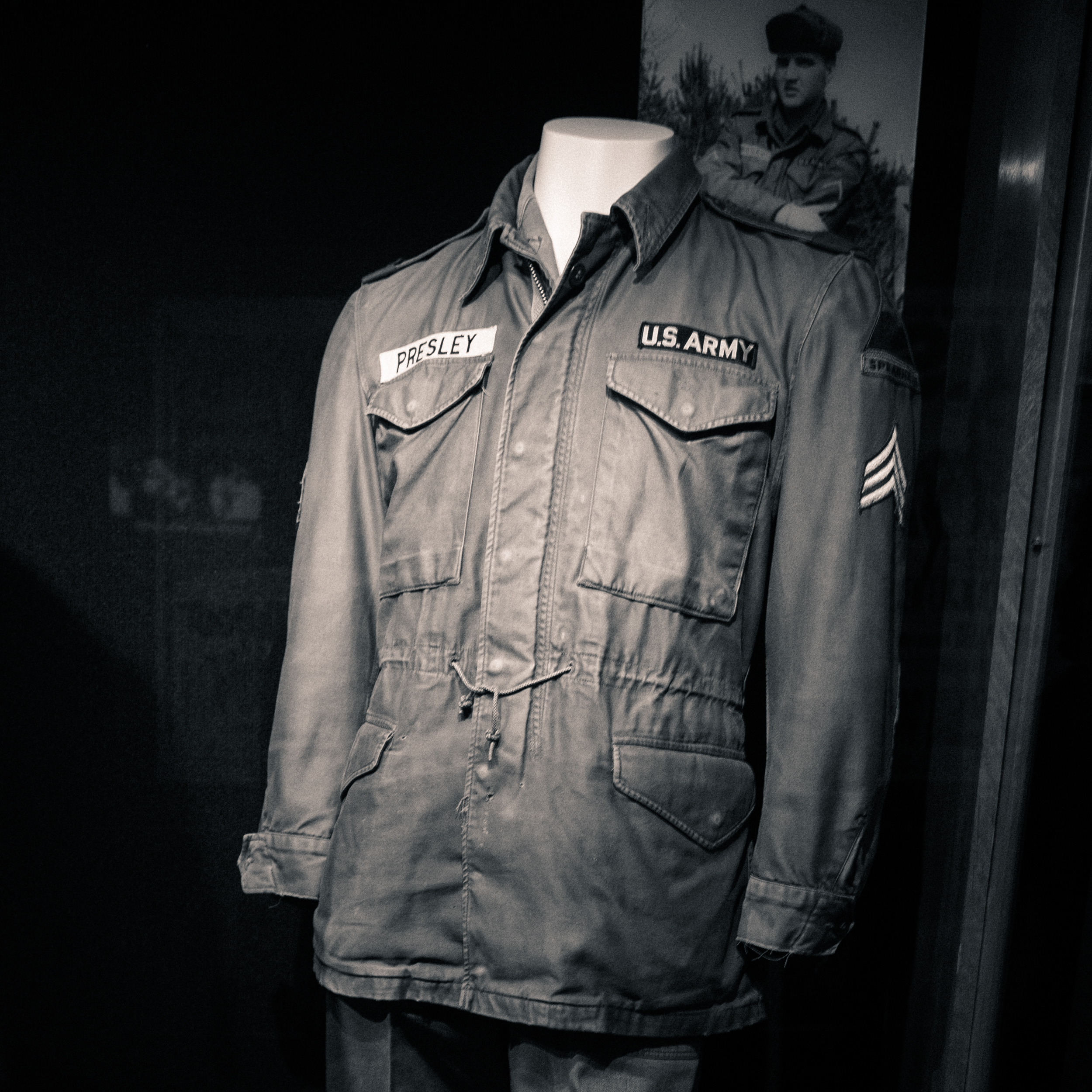 Elvis's Army Jacket