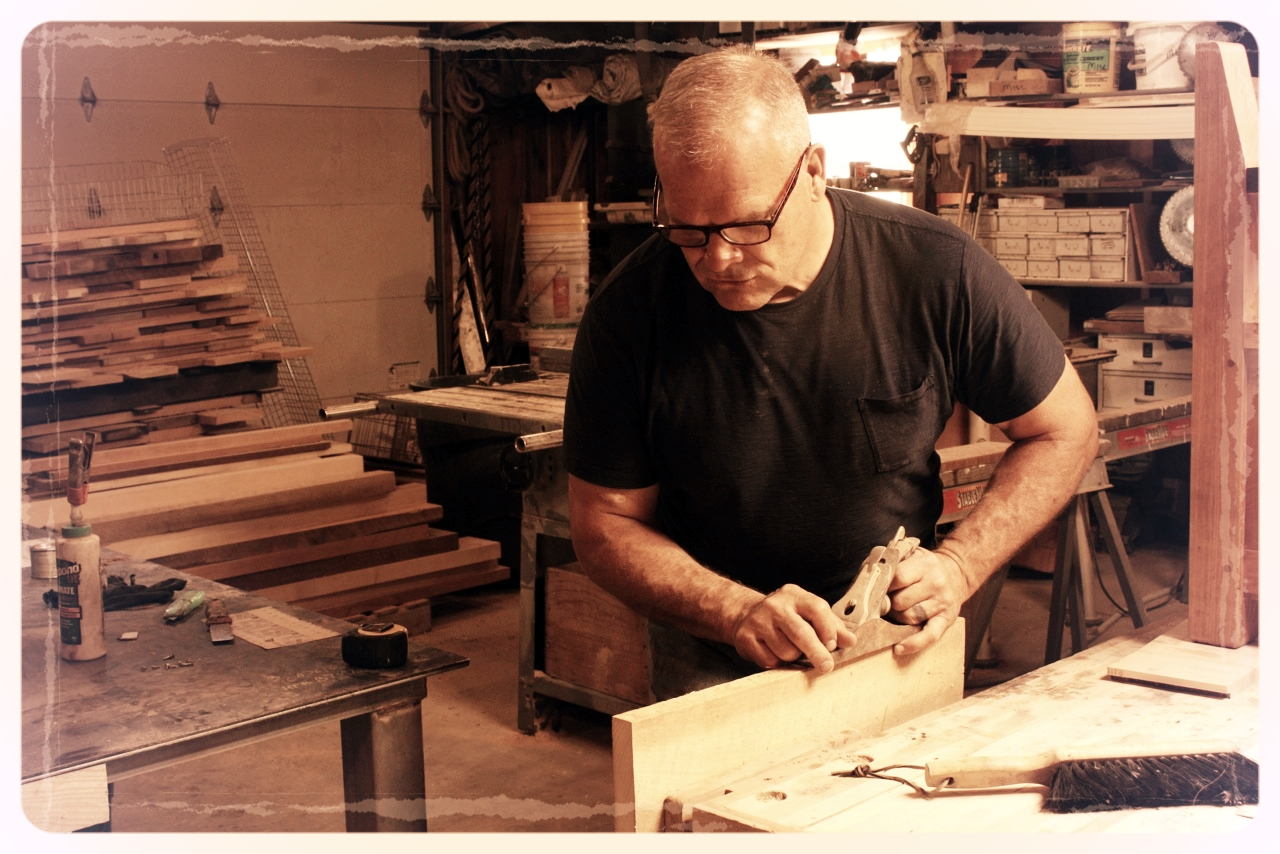 carpenter and shop