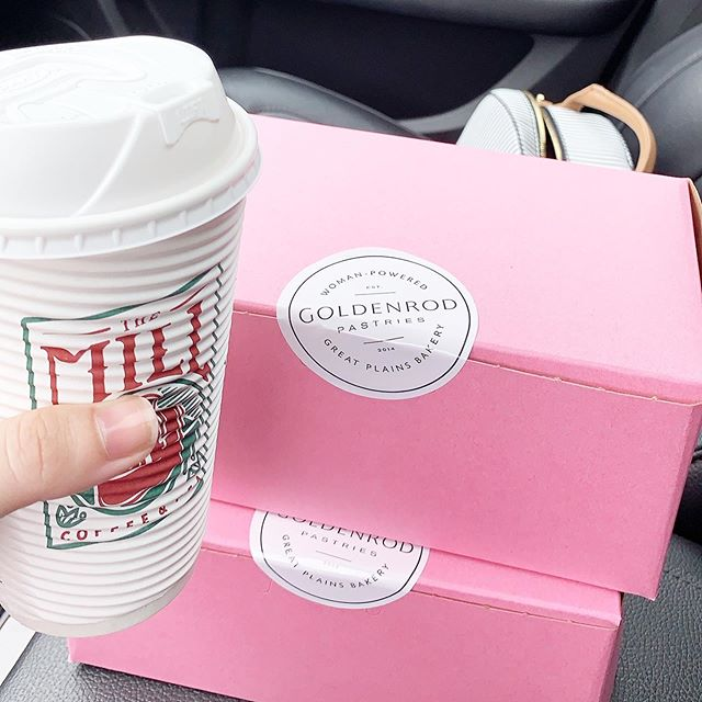 it's Friday - we made it! here's to hoping your weekend looks like this! that's my goal. treating myself to some sweets and iced coffee. stay cool, my friends. it's gonna be a hot one.