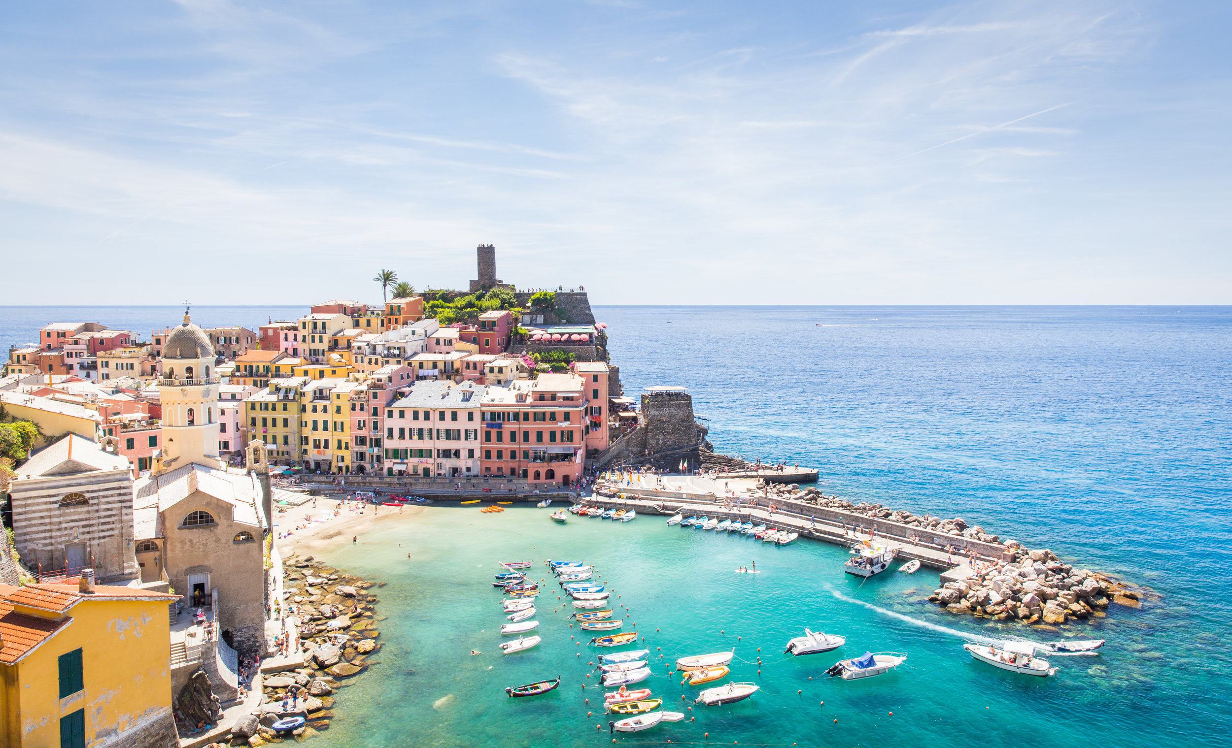 Vernazza (click to enlarge)