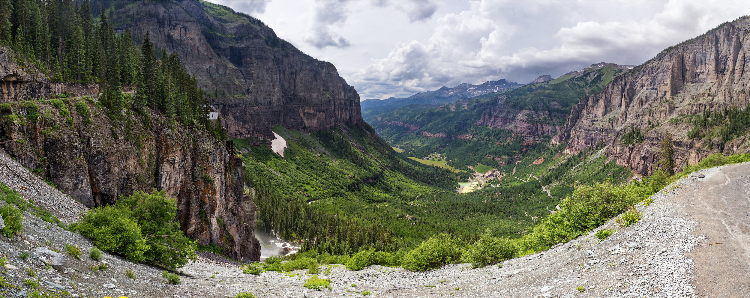 Telluride Box Canyon