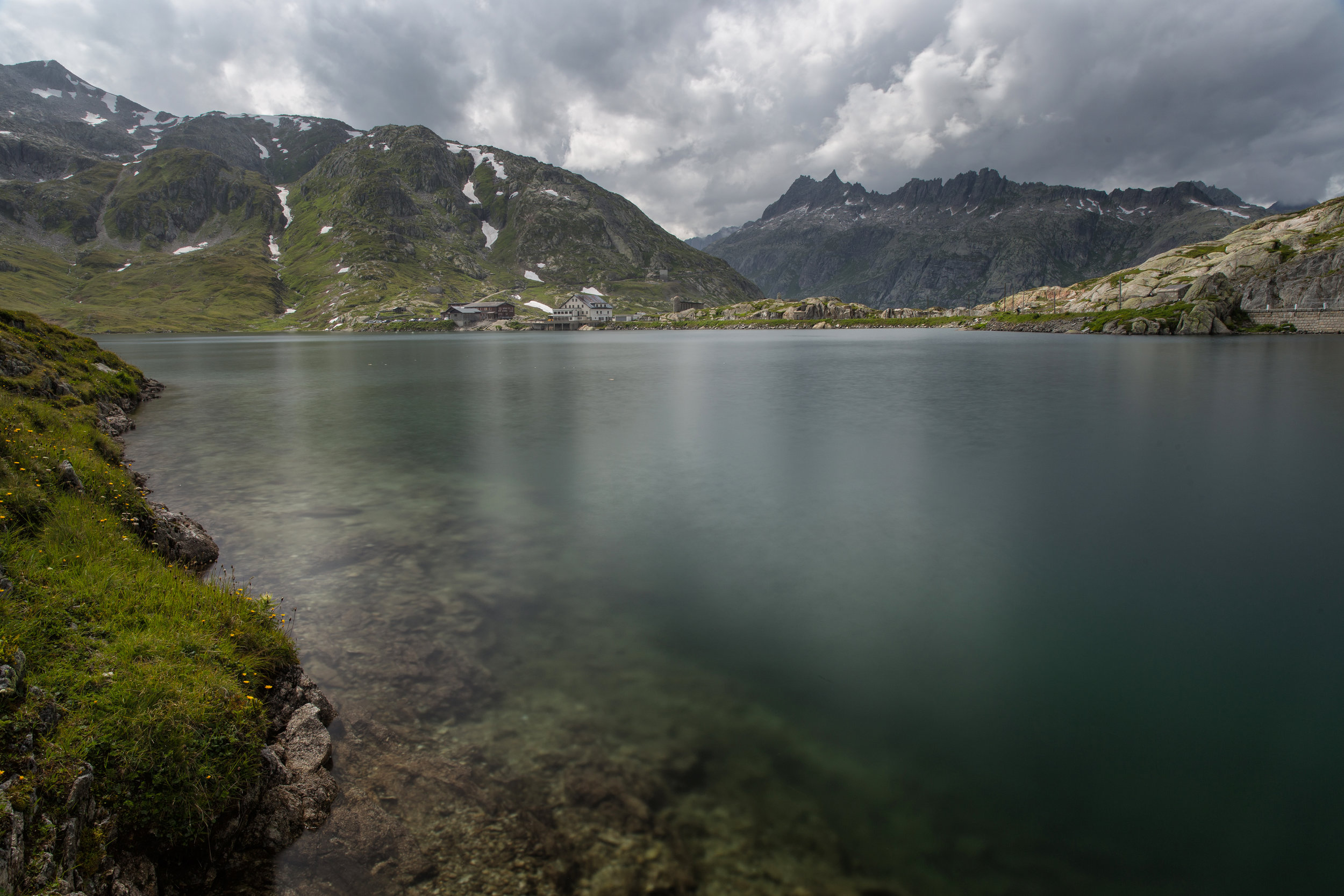 Grimselsee (click to enlarge)