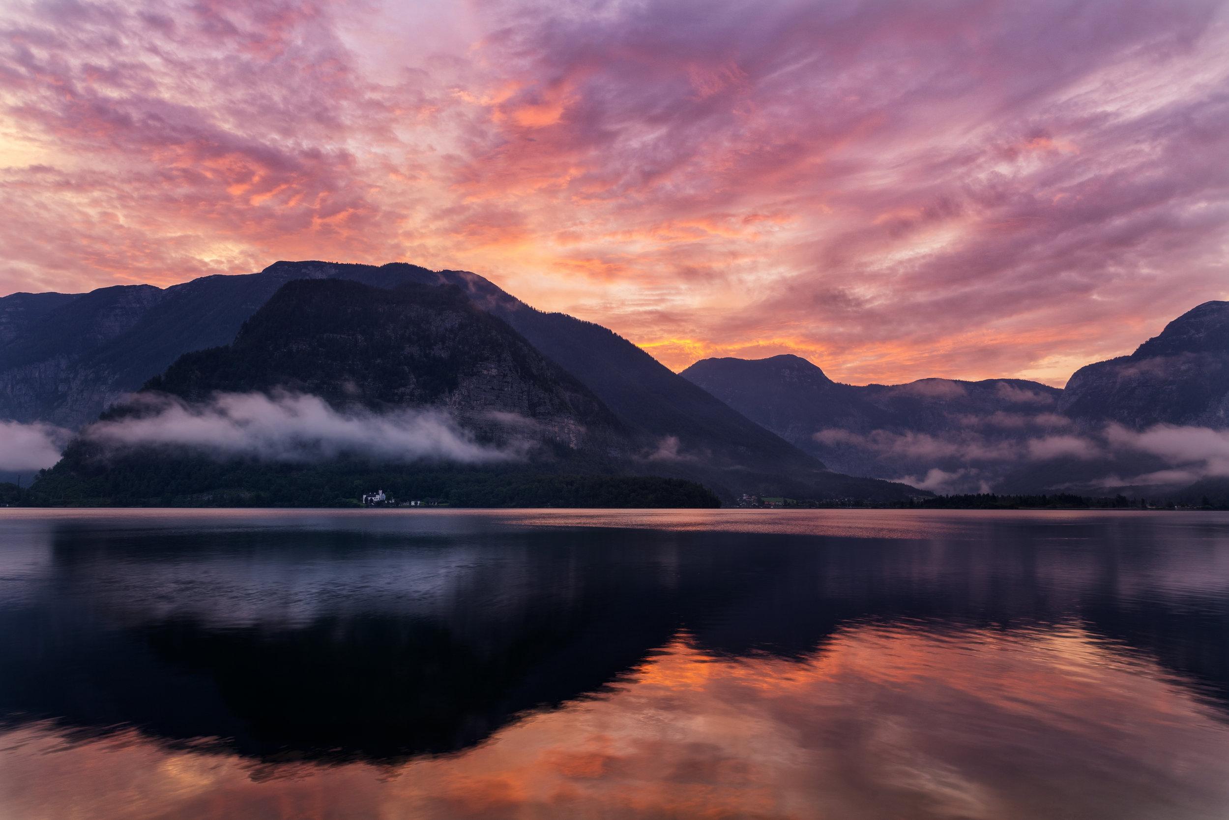 Tyrolean Sunrise
