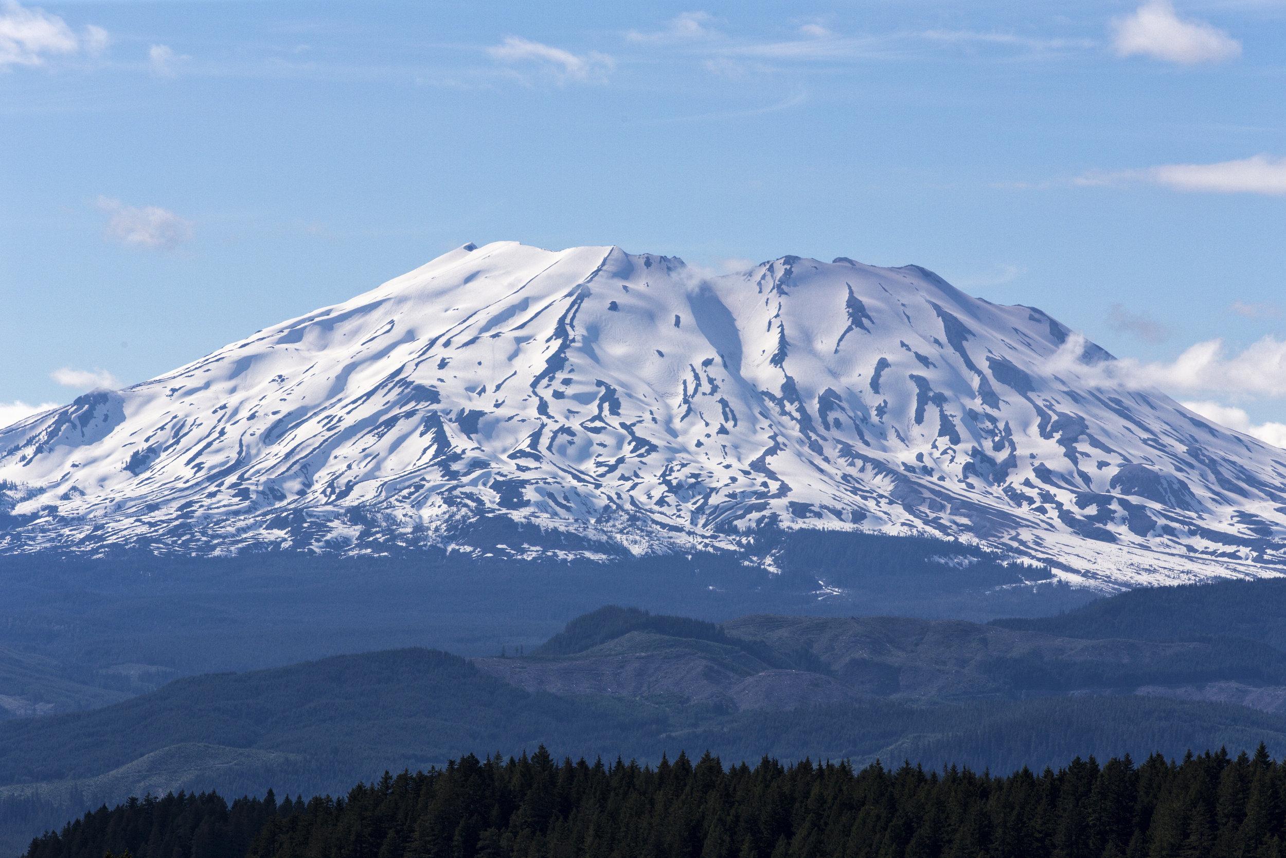 Mt St Helens -