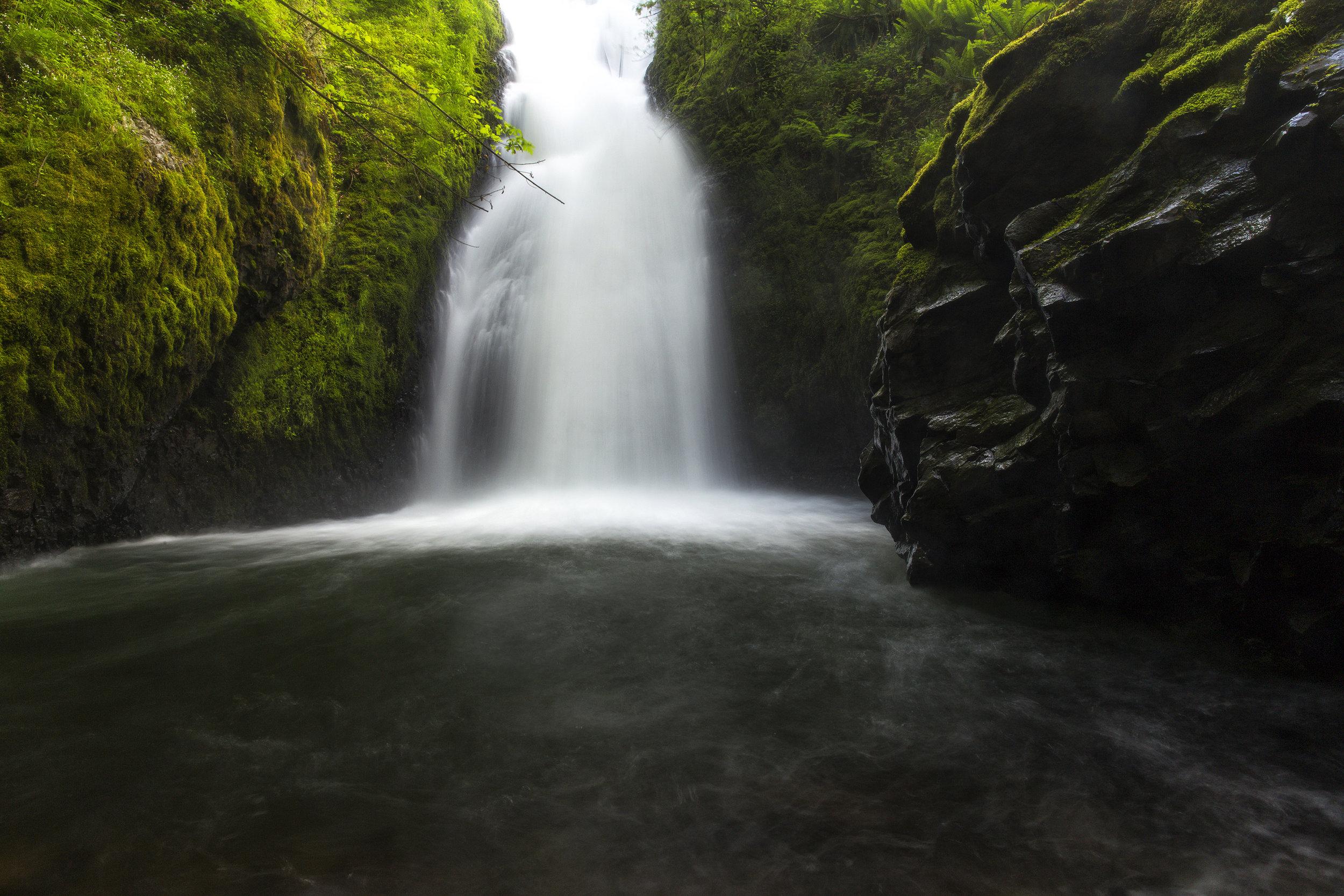 Bridal Veil Falls -