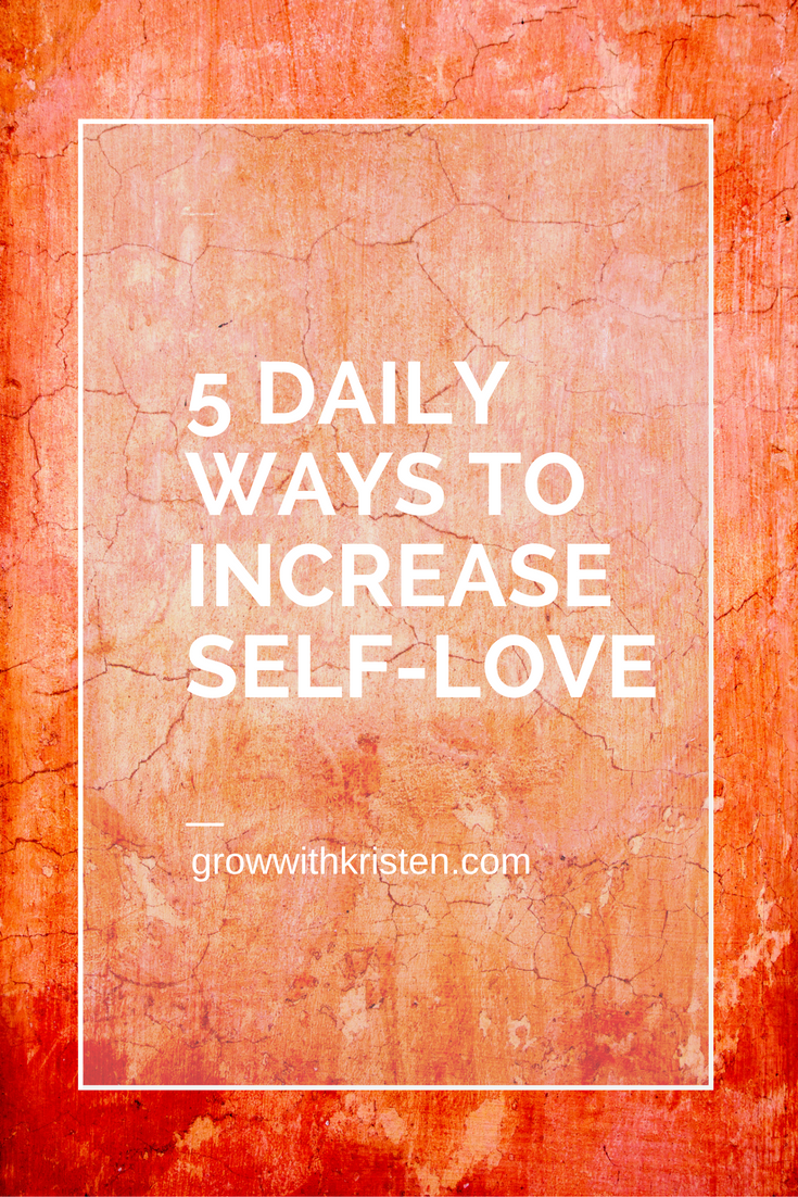 Self-love for the win!
