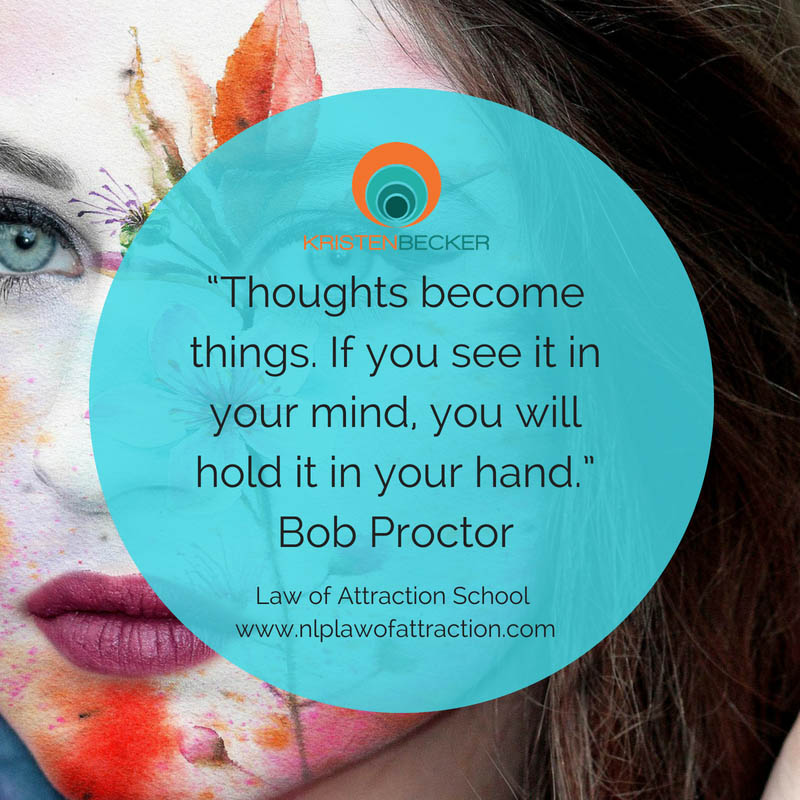 Law of Attraction Course Using NLP