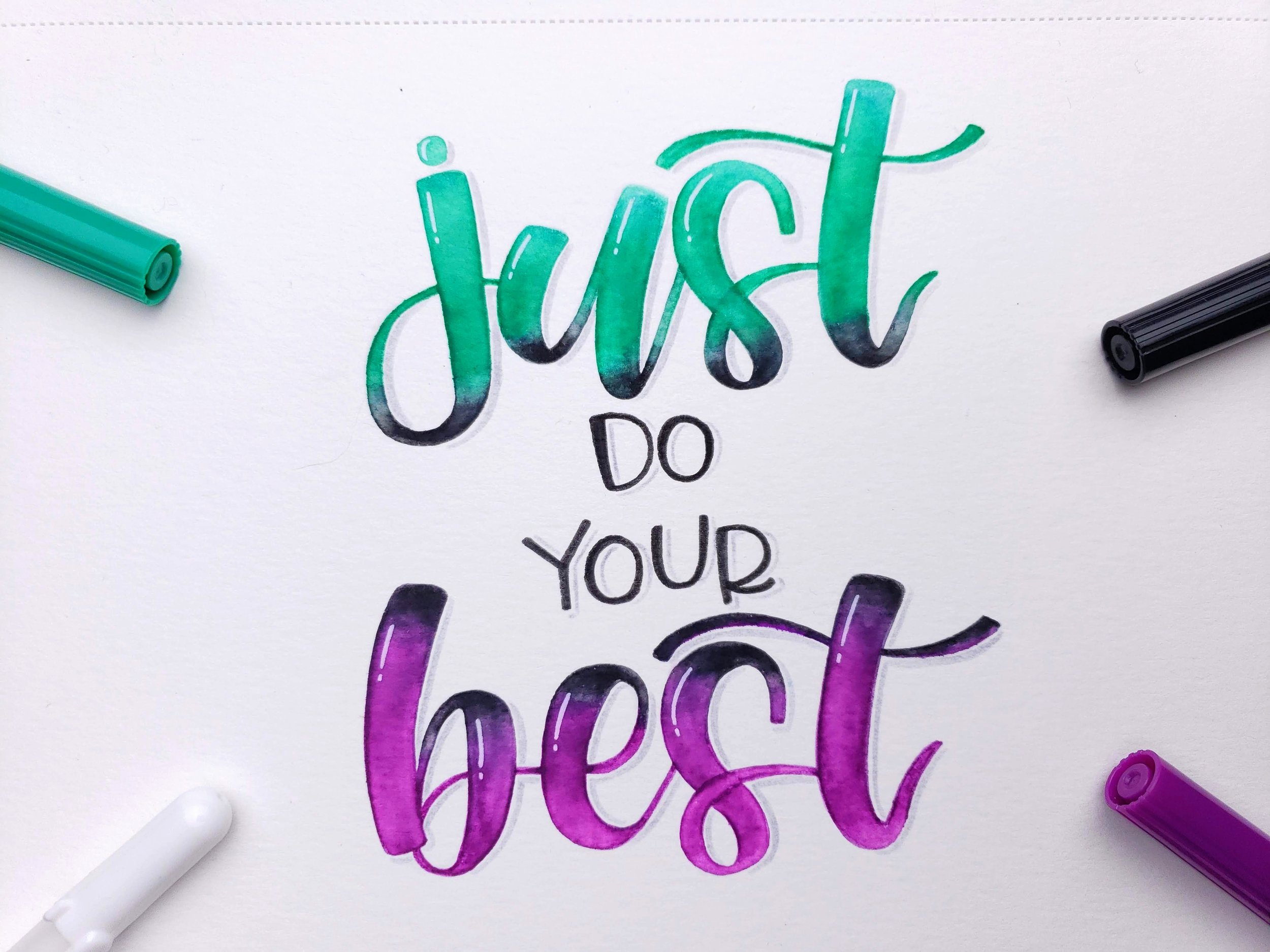 just-do-your-best-letters-by-gigi-hand-lettering-los-angeles-artist-custom-typography-modern-calligraphy-instagram-art