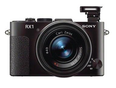 Sony DSC-RX1 Full Frame Digital Camera DSCRX1 B&H Photo Video