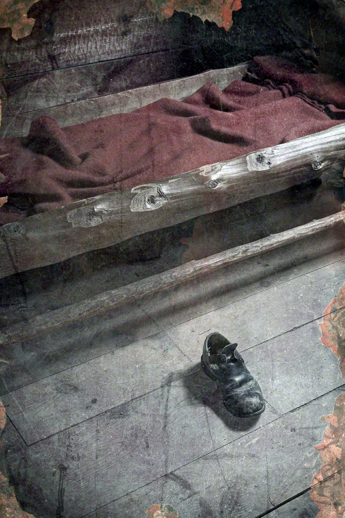 The Shoe of the Black Robe