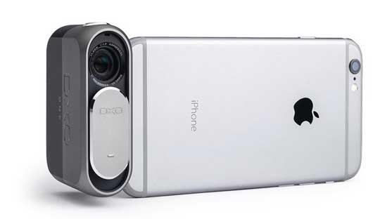 The groundbreaking (?) DXO One camera