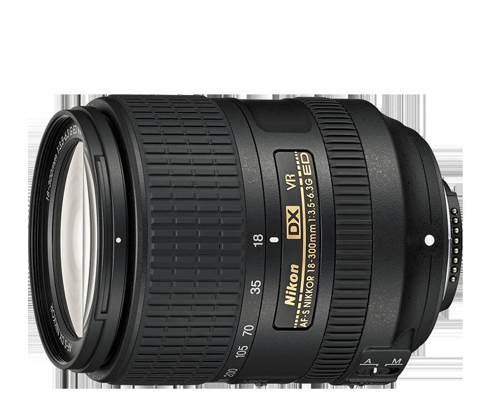 My favourite Nikon DX all around lens, the AF-S Nikkor 18-300mm/3.5-6.3 G ED VR