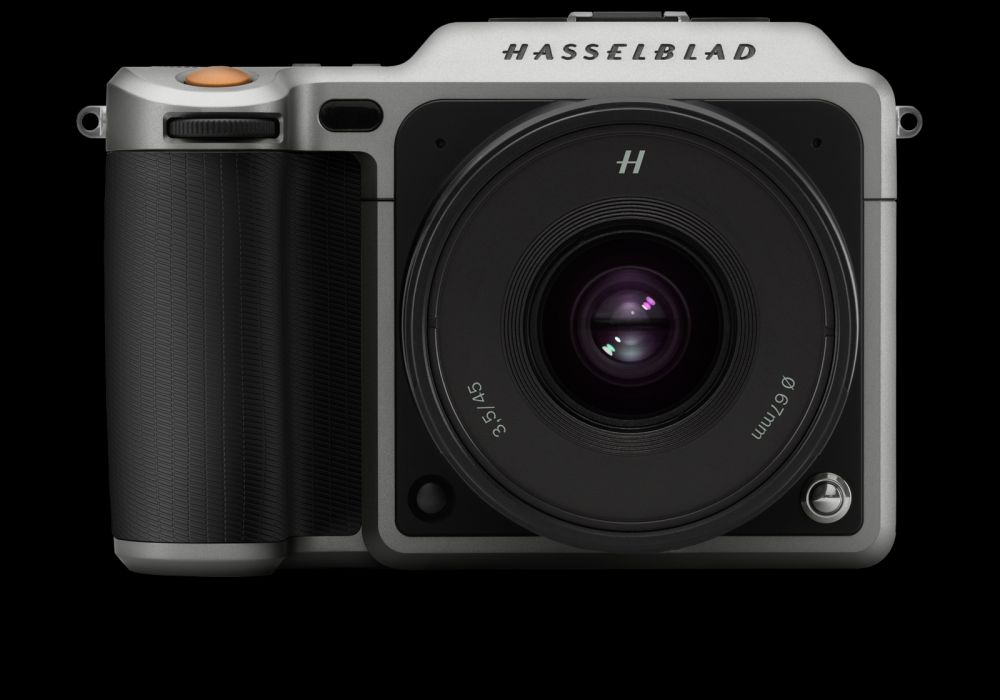 The incredible Hasselblad X1D