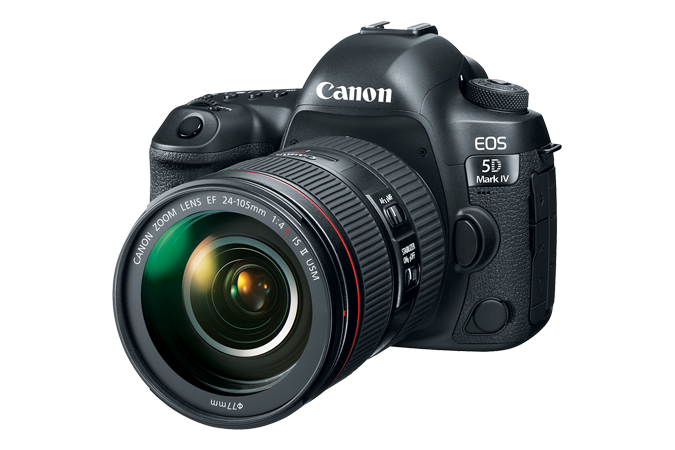 Canon 5D Mark IV with new Canon 24-105/4 LS IS II