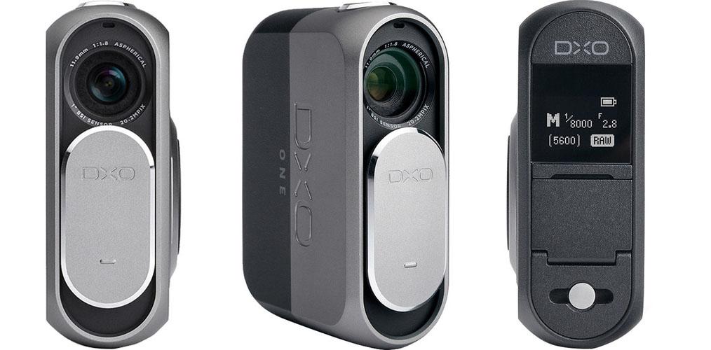 The DXO ONE. Image courtesy Google Images